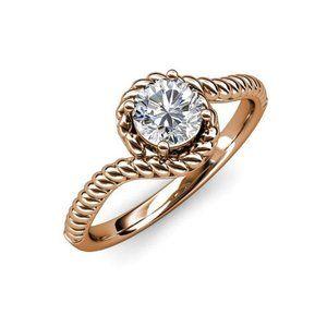Jewelry - Prong set solitaire 1.75 carat diamond Engagement